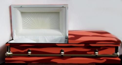 Bacon coffin story